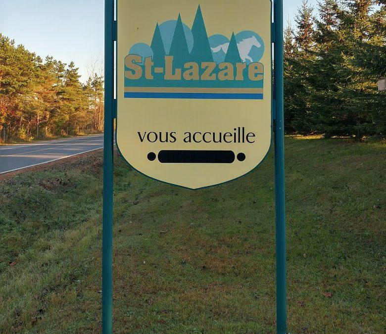 Saint-Lazare as a Bilingual City