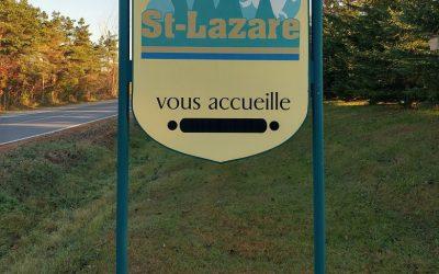 Saint-Lazare Comme Ville Bilingue
